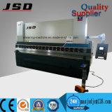 Jsd Wc67k-100t * 3200 Máquina de dobrar hidráulica de chapa metálica
