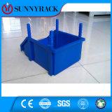 スタック可能PPの物質的な産業予備品の記憶のプラスチック大箱