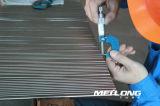 Aislante de tubo inconsútil del instrumento del acero inoxidable de la precisión de TP304L