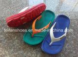 Новый Flop Flip пляжа сандалий Softable тапочек ЕВА людей конструкции (FFMXD0217-01)