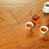 Einfache Art-wasserdichter mehrschichtiger festes Holz-Bodenbelag