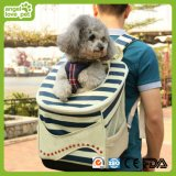 Mode Style Canvas Outside Dog Easy Carry Dog Bag, Produits pour animaux de compagnie