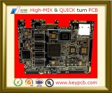 Ciechi ad alta frequenza del circuito stampato della scheda del PWB di FPC sepolti