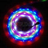 La mejor tira los 60LEDs/M de Digitaces LED del precio 5050 para la iluminación de la decoración
