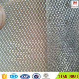 Mais recente fábrica Silver Wire Expanded Metal Mesh