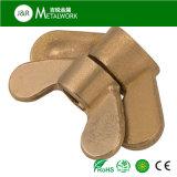Ecrou-papillon de guindineau de l'acier inoxydable SS304 SS316 d'A2 A4 (DIN315)
