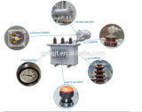 appareillage électrique de perte inférieure de la série 630KVA de 11KV S11/transformateur immergé dans l'huile