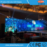 Visualizzazione di LED dell'interno di colore completo dell'affitto SMD di P5mm per la fase