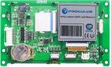 4.3 Duim 480*272 TFT LCD voor Industrie van de Techniek met het Weerstand biedende Scherm van de Aanraking