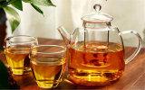 Mano di vetro Heat-Resisting del POT del tè saltata