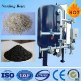 Filtro de arena de la silicona de la turbulencia de la operación automática