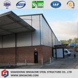 Здание/конструкция длинной жизни гарантированные качеством структурно с панелью сандвича