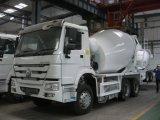 Sinoトラック8cbmの具体的なミキサーのトラック