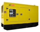 22kw 28kVA Reserveleistung Isuzu Motor-leiser Dieselgenerator