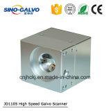 はえのマーキング20Wレーザーの管のための小型GalvoのスキャンナーJd1105