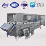 Fabricante de 5 del galón máquinas de rellenar del agua