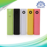 Lipstick Mini Portable Power Bank Phone Charger 2600 mAh