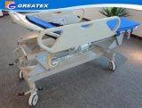 2개의 기능 수동 병원 의학 구급차 참을성 있는 이동 들것 (GT-BT021)