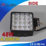"""lumière de travail de 4.5 """" 48W DEL pour l'usage de véhicule"""