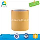 Bande latérale bon marché de tissu de constructeur chinois double avec la colle dissolvante