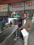 1000 Kg / H Pepper completa Máquina de procesamiento de salsa