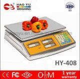 Logement 4Ah plomb-acide de batterie pour le traitement informatique en acier inoxydable Balance
