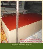 Hoogste Kwaliteit 15mm van China Melamine Onder ogen gezien MDF voor Meubilair