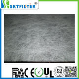 Pano de fibra não tecida de carbono ativado com coco