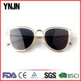 Солнечные очки объективов новой конструкции высокого качества Ynjn прозрачные
