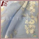 皮友好的なファブリック綿の服のための絹のブレンドファブリック