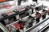 Estratificação de estratificação de alta velocidade da máquina com separação quente da faca (KMM-1050D) para o empacotamento cosmético