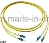 Vezel Optische Patchcord van lc-LC