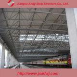 Material para techos de acero del metal del marco del espacio del diseño para el ferrocarril 2017