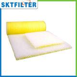 Filtro del suelo de la cabina de la pintura del rodillo del filtro de aire de la fibra de vidrio PA-50 para el sitio de la pintura