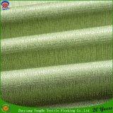 Polyester tissé s'assemblant le tissu de rideau en arrêt total de Wateroroof pour des obturateurs de rouleau