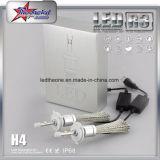 Linterna del CREE Xhp50 H4 LED de la linterna del coche del poder más elevado 40W 4800lm H7 para Toyota