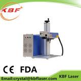 스테인리스를 위한 작은 산업 섬유 Laser 표하기 기계