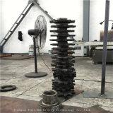 熱い販売カルシウム重炭酸塩の造粒機機械