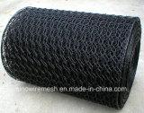 Rete metallica esagonale tuffata calda galvanizzata alta qualità