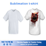 Sublimation-T-Shirt für Mann kundenspezifisch anfertigen,