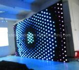 P9 LED video Stern-Tuch des Vorhang-LED