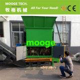 PET-LDPE-überschüssiges Landwirtschafts-Filmplastikzerreißen/Reißwolfmaschine