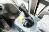 Ce chargeur de roue d'extrémité de Fron de 6 tonnes avec la position 3.5m3
