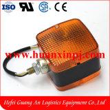 Luces de la lámpara del frente de la carretilla elevadora de Hangcha de la alta calidad pequeñas para la carretilla elevadora 24V