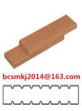 Montado fácilmente impermeable WPC Suelos para la decoración al aire libre (BC72S12, 72 * 12mm)