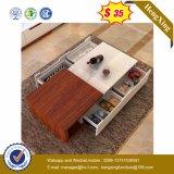 Tavolino da salotto di legno di Funriture dell'ufficio di Melanine (HX-CT0049)