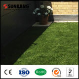 Cer natürlicher grüner künstlicher Garten-Gras-Diplomrasen Carpert