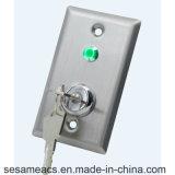 Admission infrarouge d'acier inoxydable aucun bouton de porte de contact (SB50NT)