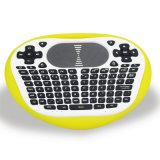 T8 het Draadloze MiniToetsenbord van het Silicone met Touchpad