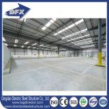 Grande magazzino di memoria industriale prefabbricato della struttura d'acciaio della costruzione